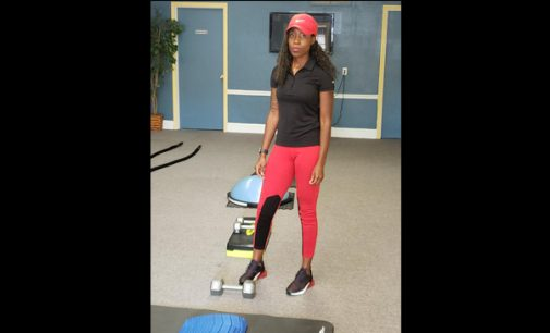 Fitness trainer looks to spread her message of health