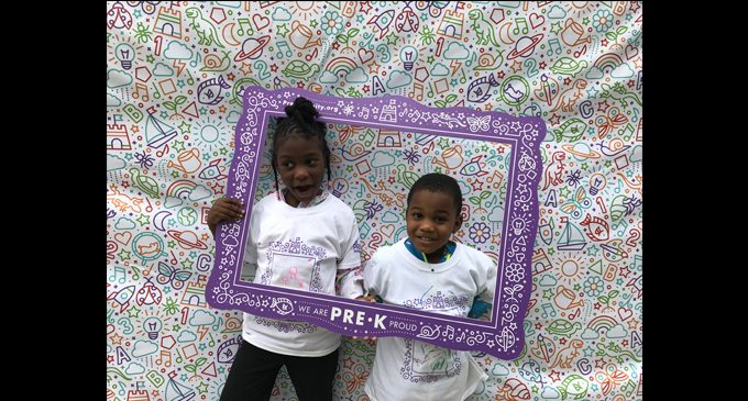 The Pre-K Priority wants Forsyth County to realize 'The future is Four Years Old'