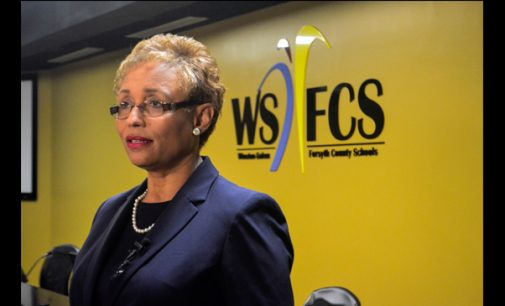 Dr. Pringle Hairston sworn in as WS/FCS superintendent