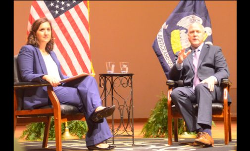 Wake continues Voices of Our Time series with Mitch Landrieu