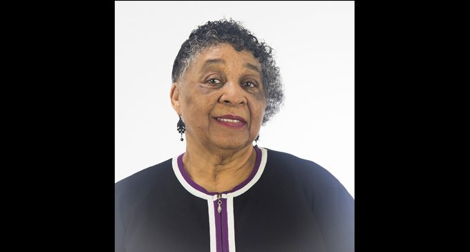 Dr. Althea Taylor Jones receives Pioneer Award for contributions in the field of aging