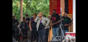 Gospel Fest shines on a rainy afternoon