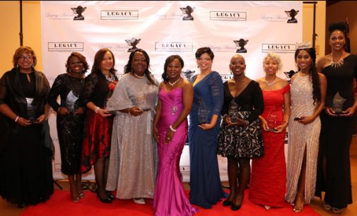 The Legacy Foundation honors local women during red carpet event