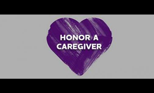 Lend a hand to Alzheimer's families during Family Caregivers Month