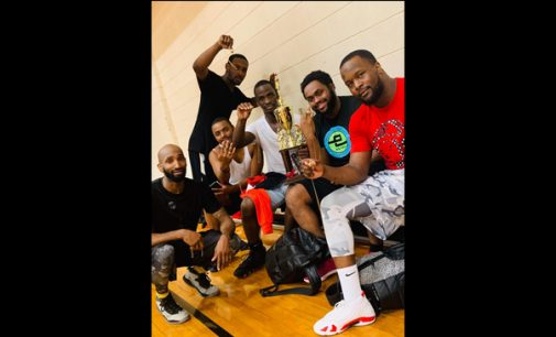 Nonprofit holds charity basketball game to support breast cancer awareness