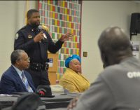 I.C.A.R.E. holds forum on gun violence