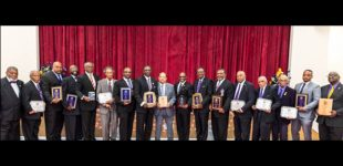 Fraternity celebrates  International Achievement Week