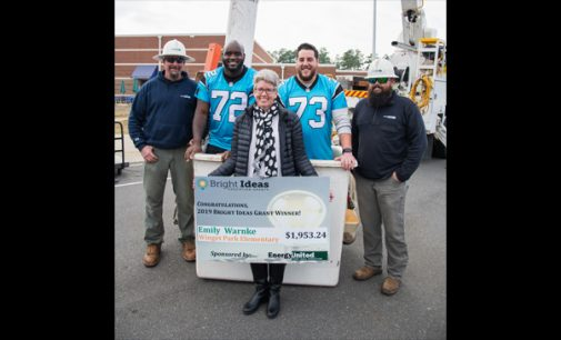 EnergyUnited awards more than $42,000 to teachers for their 'bright ideas'