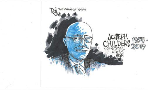Editorial Cartoon: Joseph Childers