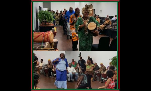 Triad Cultural Arts continues  Kwanzaa tradition