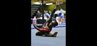 Local 14-year-old gymnast sets goal to compete in Olympics
