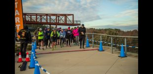 Omegas host  inaugural 5k Run/Walk