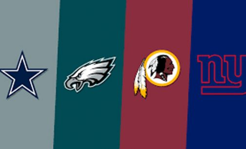 NFC East teams looking for new leadership