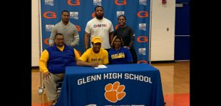 Glenn's Daniel Napper chooses Mars Hill
